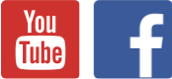 YouTube, Facebook